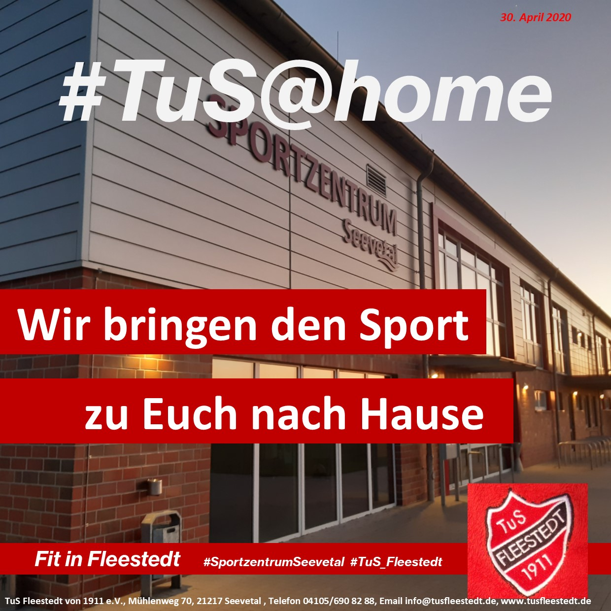 TuS at home COVER 2